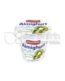 Produktabbildung: Ehrmann Almighurt Kiwi-Stachelbeer 150 g