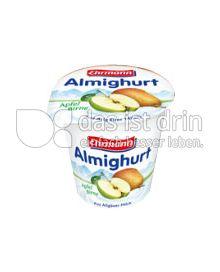Produktabbildung: Ehrmann Almighurt Apfel-Birne 150 g