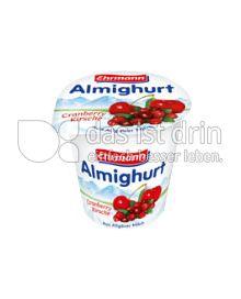 Produktabbildung: Ehrmann Almighurt Cranberry-Kirsch 150 g