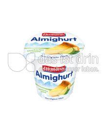 Produktabbildung: Ehrmann Almighurt Käsekuchen Limone 150 g