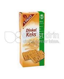 Produktabbildung: 3 PAULY Dinkel Keks 150 g