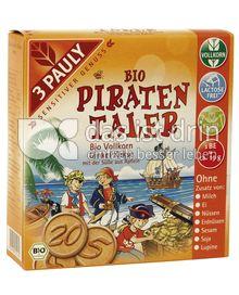 Produktabbildung: 3 PAULY Bio Piratentaler 125 g