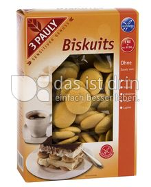 Produktabbildung: 3 PAULY Biskuits 145 g