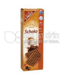 Produktabbildung: 3 PAULY Tee & Kaffee Gebäck Schoko 125 g