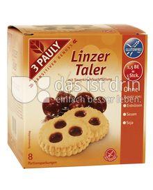 Produktabbildung: 3 PAULY Linzer Taler 200 g