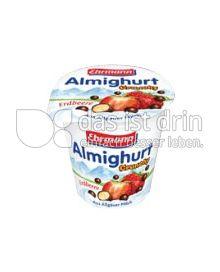 Produktabbildung: Ehrmann Almighurt Crunchy Erdbeere 150 g