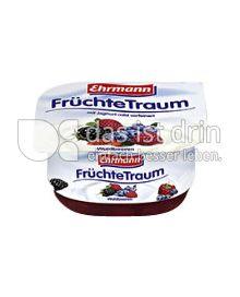 Produktabbildung: Ehrmann FrüchteTraum Waldbeeren 125 g
