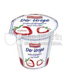 Produktabbildung: Ehrmann Der Urige Erdbeere 150 g