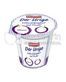 Produktabbildung: Ehrmann Der Urige Pflaume 150 g