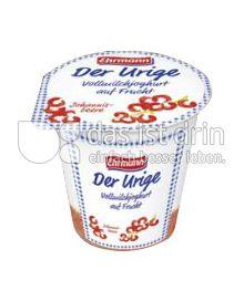 Produktabbildung: Ehrmann Der Urige Johannisbeere 150 g