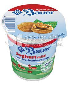 Produktabbildung: Bauer Fruchtjoghurt Nuss 150 g