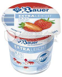 Produktabbildung: Bauer Erdbeere extra leicht 150 g
