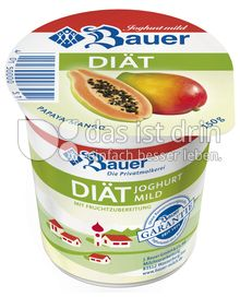 Produktabbildung: Bauer Diät Mango-Papaya 150 g