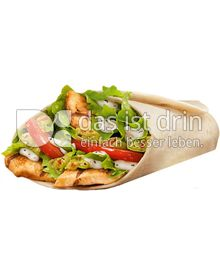 Produktabbildung: Burger King California Wrap 206 g