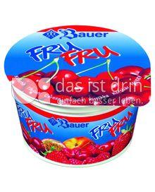 Produktabbildung: Bauer FruFru Kirsche 100 g