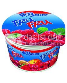 Produktabbildung: Bauer FruFru Himbeere 100 g