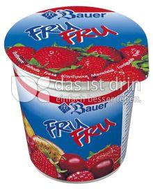 Produktabbildung: Bauer FruFru Erdbeere 150 g