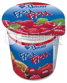 Produktabbildung: Bauer FruFru Himbeere 150 g