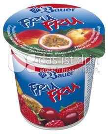 Produktabbildung: Bauer FruFru Pfirsich-Maracuja 150 g