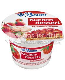 Produktabbildung: Bauer Kuchendessert Erdbeere 150 g