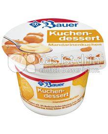 Produktabbildung: Bauer Kuchendessert Mandarine 150 g