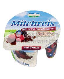 Produktabbildung: Weideglück Milchreis Waldfrucht 150 g