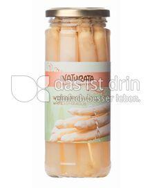 Produktabbildung: Naturata Spargel weiss 430 g