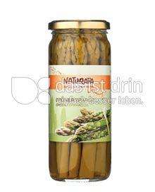Produktabbildung: Naturata Spargel grün 430 g