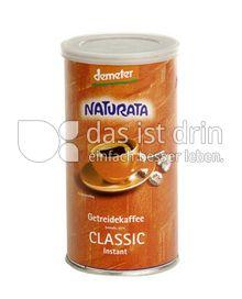 Produktabbildung: Naturata Getreidekaffee CLASSIC Instant 100 g