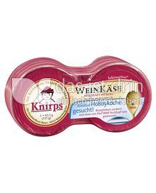 Produktabbildung: J. Bauer Knirps Weinkäse herzhaft würzig 125 g