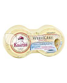 Produktabbildung: J. Bauer Knirps Weinkäse cremig mild 125 g
