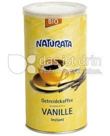 Produktabbildung: Naturata Getreidekaffee Vanille 175 g