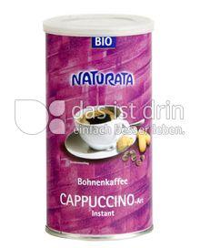 Produktabbildung: Naturata Bohnenkaffee Cappuccino Instant 200 g