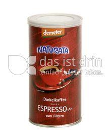 Produktabbildung: Naturata Dinkelkaffee Espresso Art 275 g