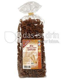 Produktabbildung: 3 PAULY Bio Vollkorn Dinkel Spätzle 250 g