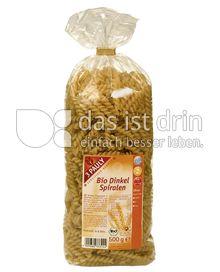 Produktabbildung: 3 PAULY Bio Dinkel Spiralen 500 g