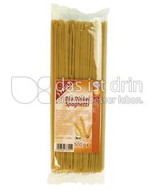 Produktabbildung: 3 PAULY Bio Dinkel Spaghetti 500 g