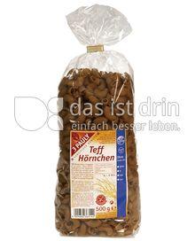 Produktabbildung: 3 PAULY Teff Hörnchen 500 g