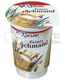 Produktabbildung: Bauer Schmand Natur 200 g