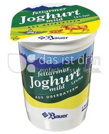 Produktabbildung: Bauer Biogarde Natur Naturjoghurt 500 g