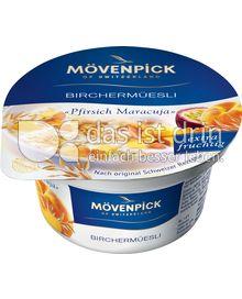 Produktabbildung: Mövenpick Birchermüesli Pfirsich - Maracuja 150 g