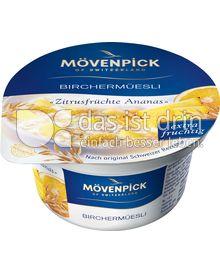 Produktabbildung: Mövenpick Birchermüesli Zitrusfrüchte-Ananas 150 g