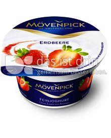 Produktabbildung: Mövenpick Feinjoghurt Erdbeere 150 g