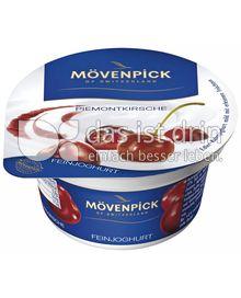 Produktabbildung: Mövenpick Feinjoghurt Piemontkirsche 150 g