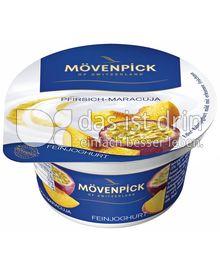 Produktabbildung: Mövenpick Feinjoghurt Pfirsich-Maracuja 150 g