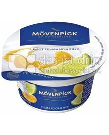 Produktabbildung: Mövenpick Feinjoghurt Limette-Mandarine 150 g