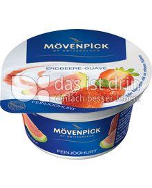Produktabbildung: Mövenpick Feinjoghurt Erdbeere-Guave 150 g