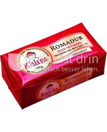 Produktabbildung: Bauer Knirps-Romadur 40% 100 g