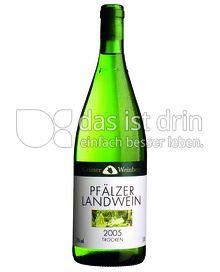 Produktabbildung: Grüner Weinberg Pfälzer Landwein 750 ml