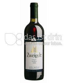 Produktabbildung: Grüner Weinberg Zweigelt Classic 750 ml